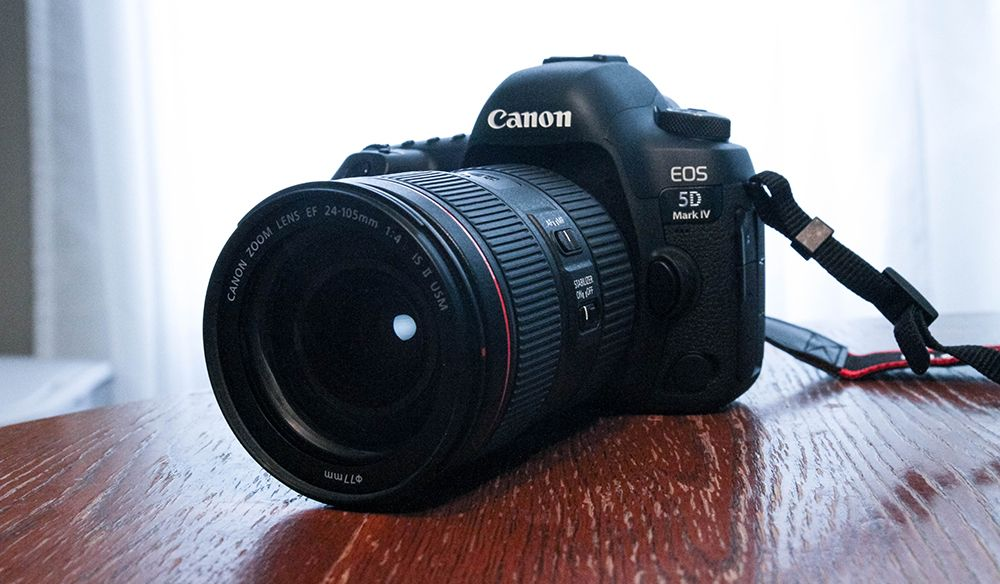 A Field Guide To The Canon 5d Mark Iv S Built In Wi Fi Canon 5d Mark Iv Videography Canon