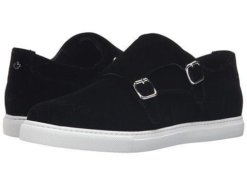 DSQUARED2 Double Monk Strap Sneaker