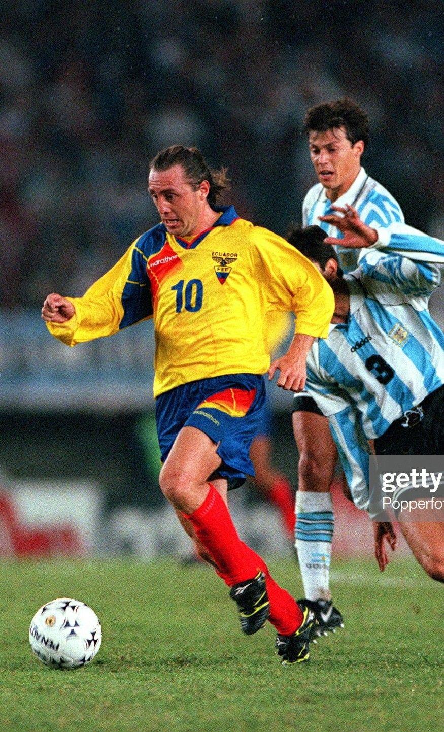 Alex Aguinaga Mundo futbol, Fútbol, Futbolero