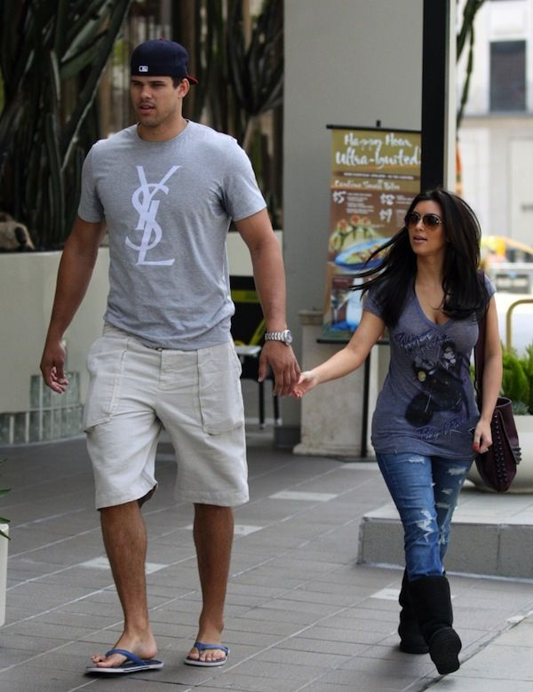 For Some Of You Who Dont Know Kris Humphries Is Reality Star Kim