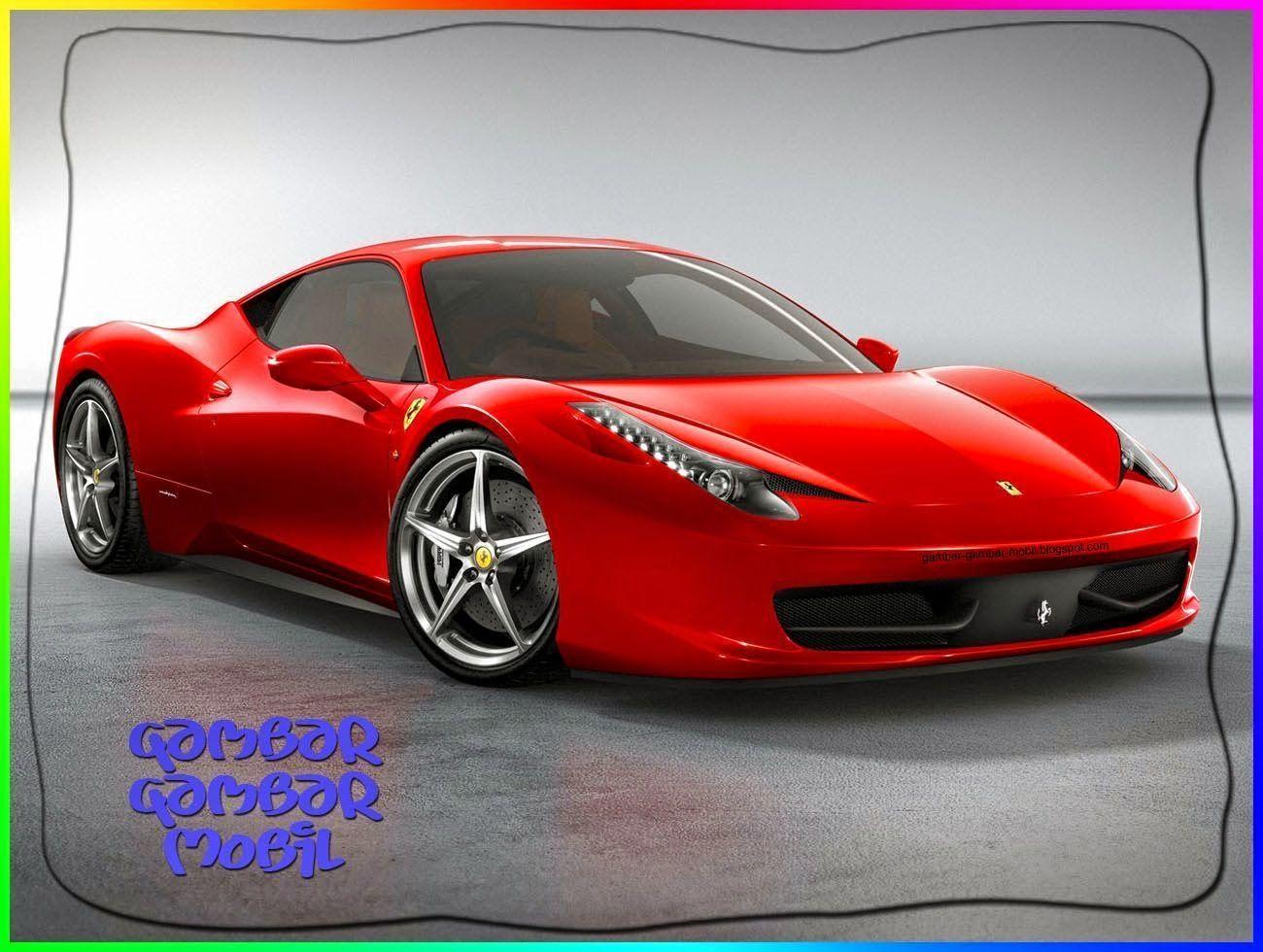 Foto Drag Mobil Ferrari Modifikasi Mobil