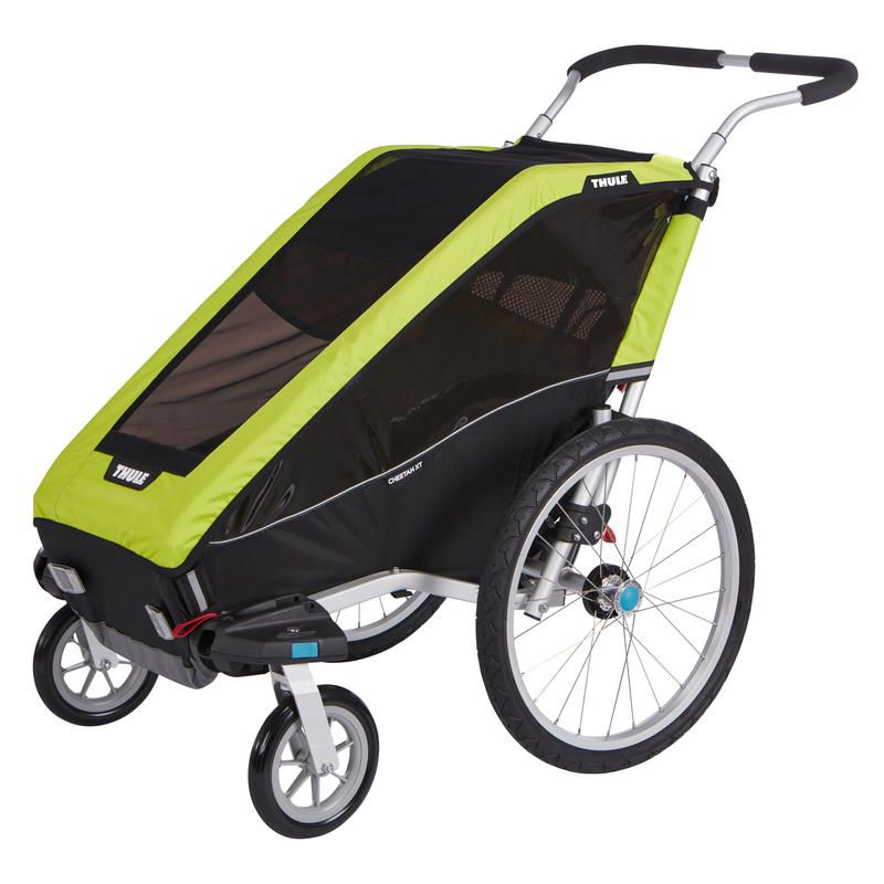 Thule Chariot Cheetah XT 1 + Cycle/Stroll - Infants to ...