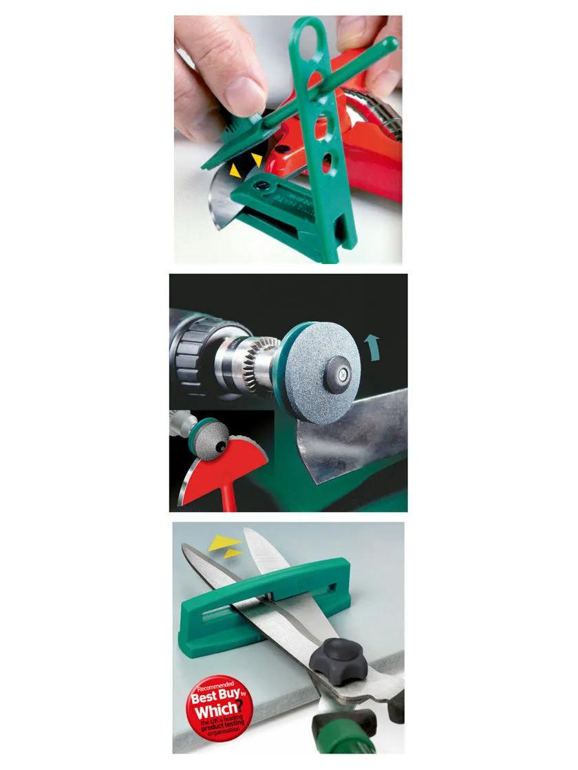 Yard Tool Sharpener Kit