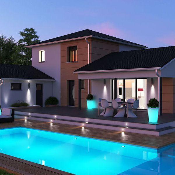 Modèle de maison Corail -  Retrouvez tous les types de maison à