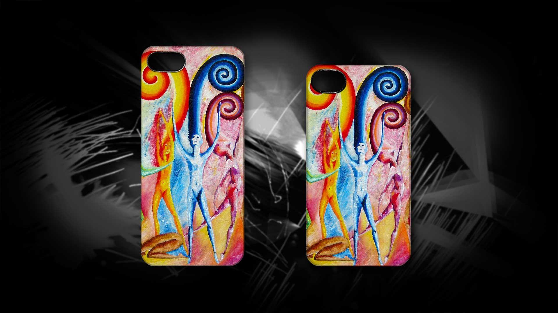 'Prosyashie' by Zlata Yablochkina.  #Prayers #Spirits #iPhone #Cases #Art #Artmobilis