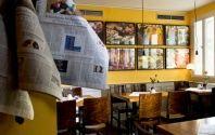 Im CAFÉ UND RESTAURANT NÜSSLEIN werden leichte, mediterrane Gerichte und regionale Thüringer Spezialitäten angeboten. Sehr schöne Sonnenterrasse an einem der schönsten Plätze Erfurts.
