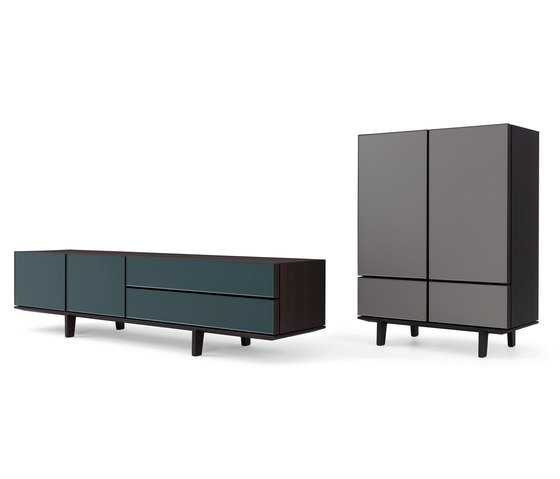 Pandora Due Sideboards From Poliform Architonic