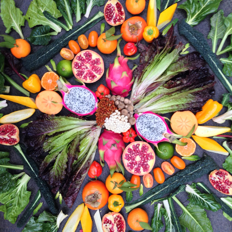 Fruit and Veg fiesta!
