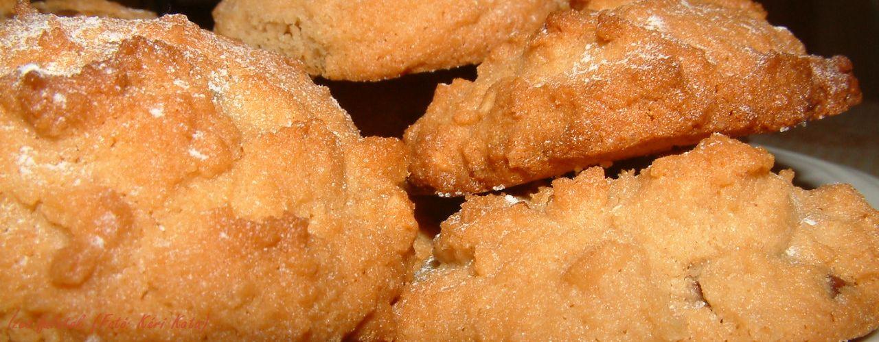 Mogyoróvajas tallér csokidarabokkal (Fotó: Kéri Kata)