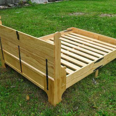 Google Box Bed