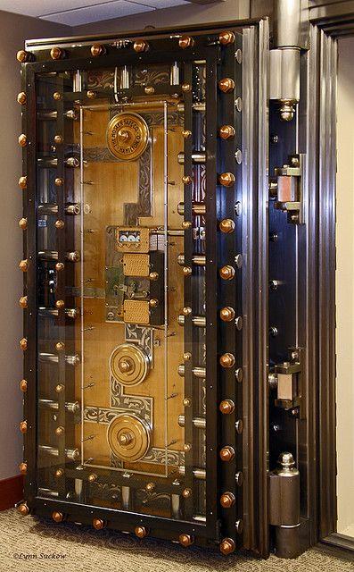 Pin By Peter Kerlin On The Vault Vault Doors Luxury Safe Doors
