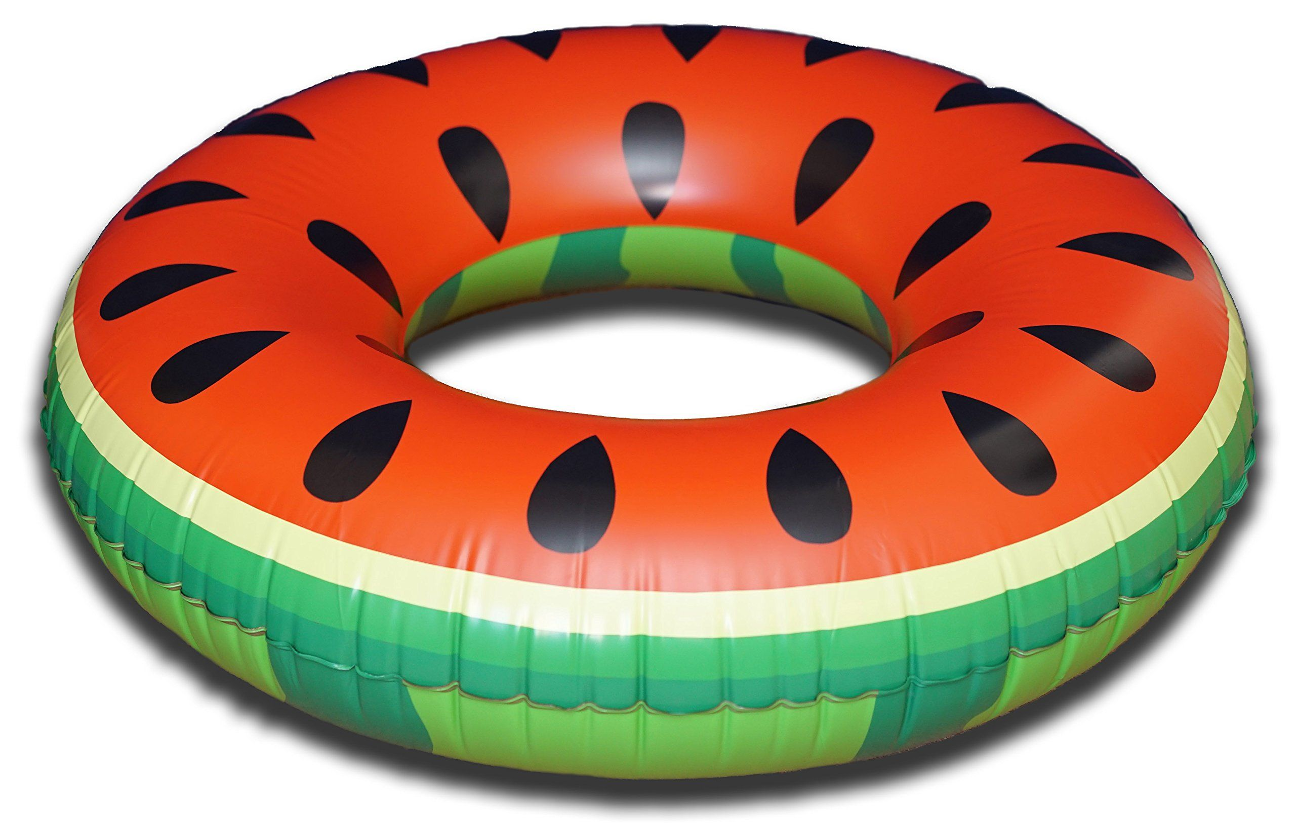 Freshy Fresh Brand Watermelon Pool Float Large Inflatable Swim Ring Innertube 4 Feet Wide You Can Find More Details By Visiting The Imag Decoratie Ballonnen