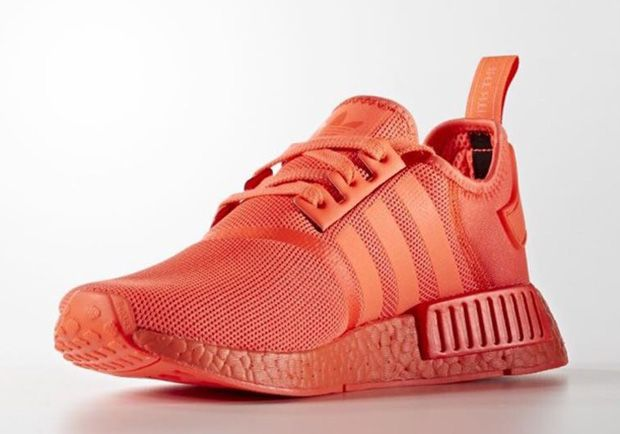 adidas boost nmd red