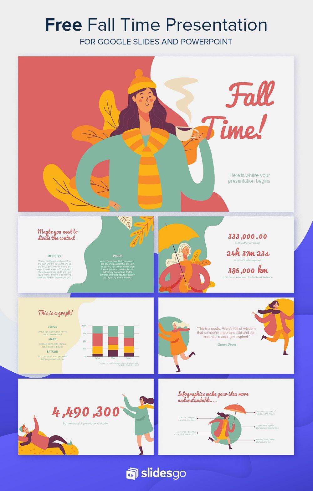 Fall Time Presentation