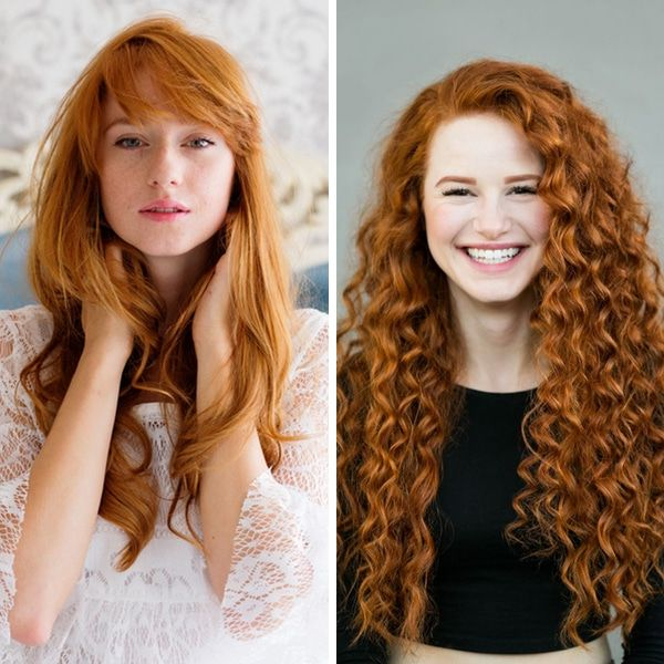 Photographer Travels Around The World To Capture The Beauty Of Red Hair Red Hair Hair Beauty