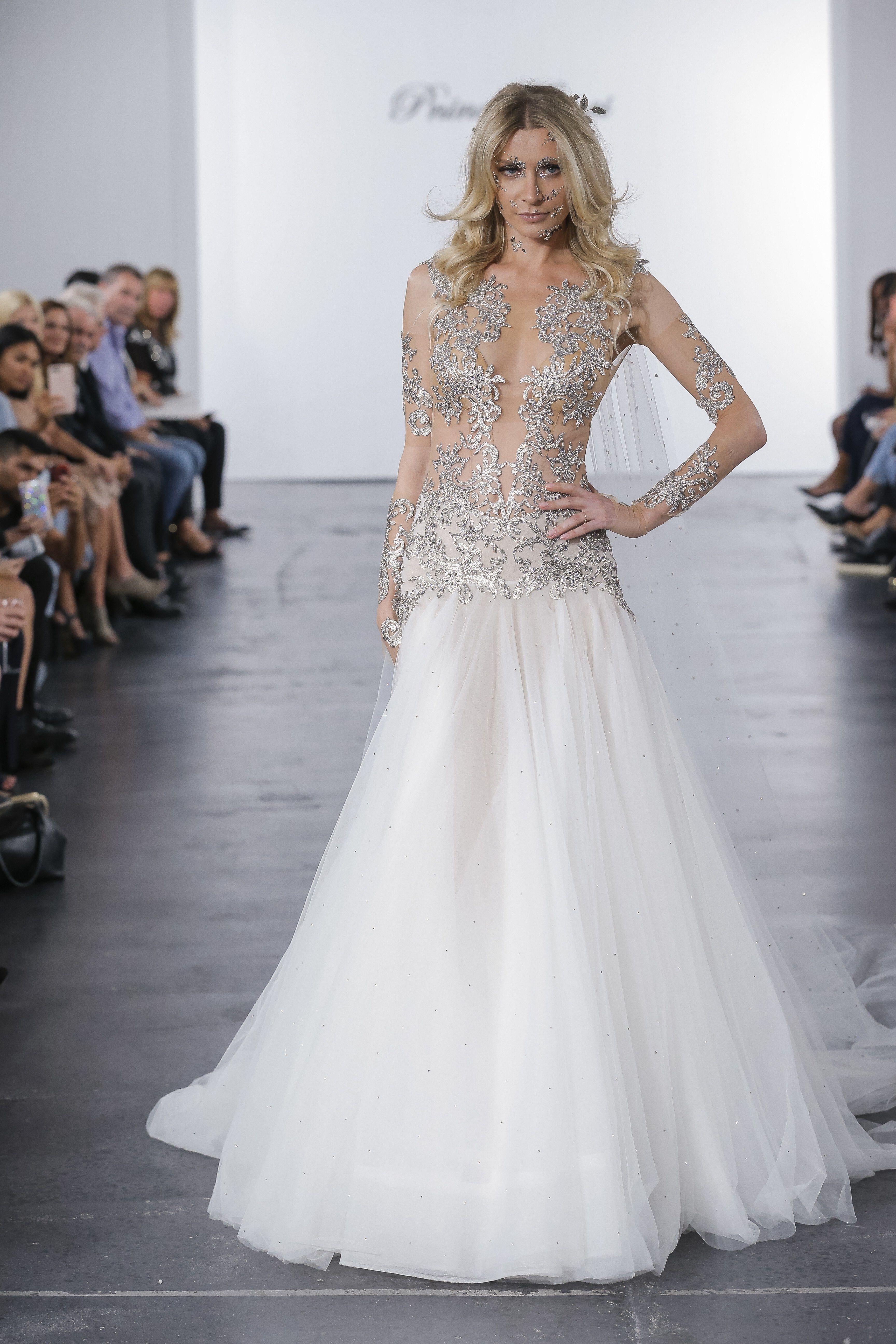 Pnina Tornai Bridal Spring 2020 Wedding Dresses Fall Wedding