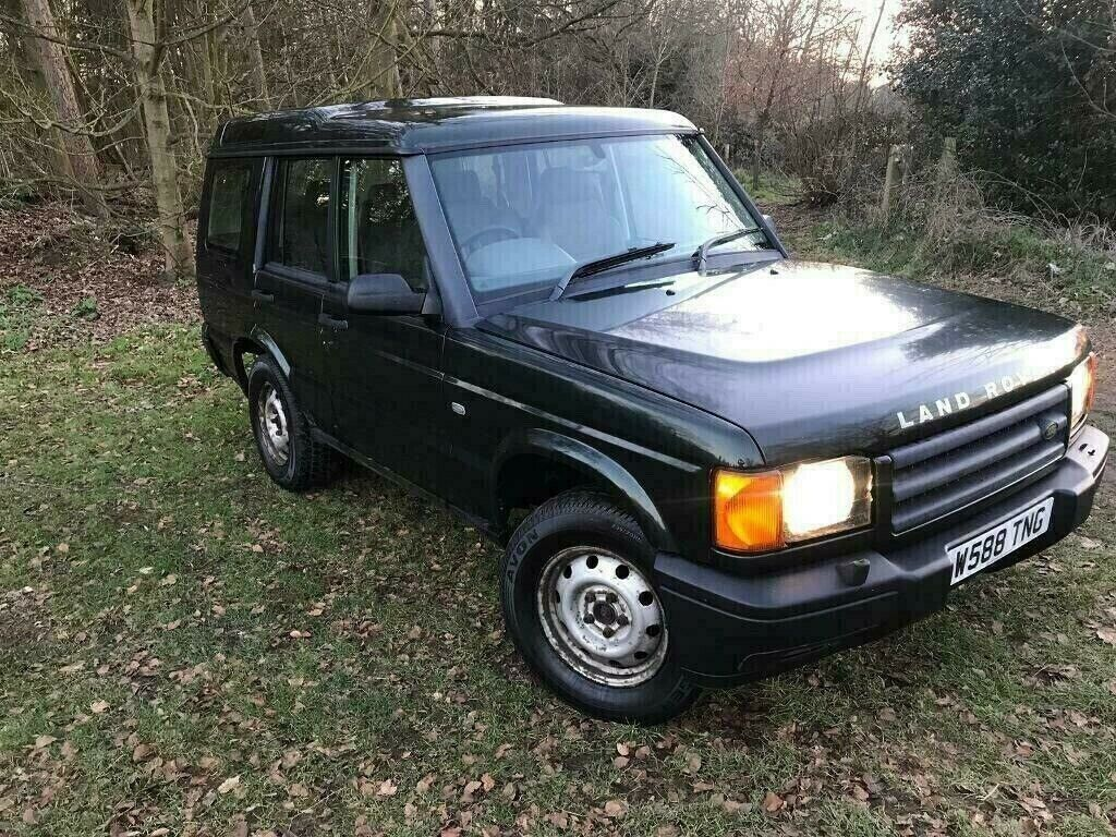 2000 Land Rover Discovery 2.5 TD5 S 5dr (145,000 miles) EX