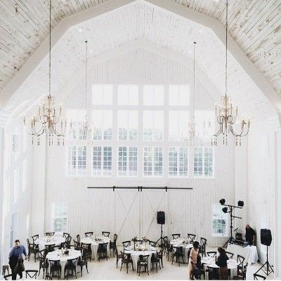 The White Sparrow Wedding Venues In Texasbarn