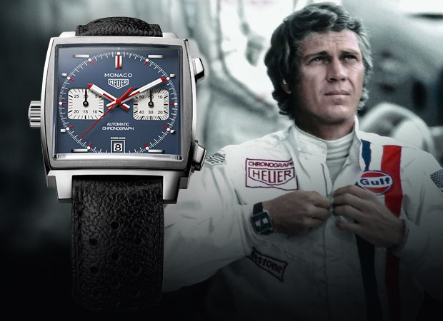 tag heuer monaco tagheuer monaco watches stevemcqueen. Black Bedroom Furniture Sets. Home Design Ideas