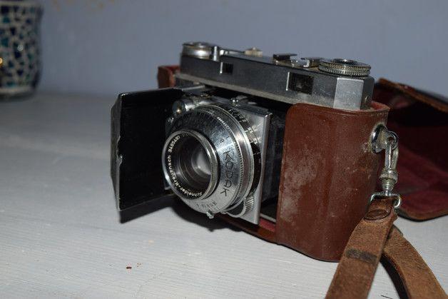 Alte kodak digitalkamera : Sie interessieren sich hier für eine alte retina ii a kodak kamera