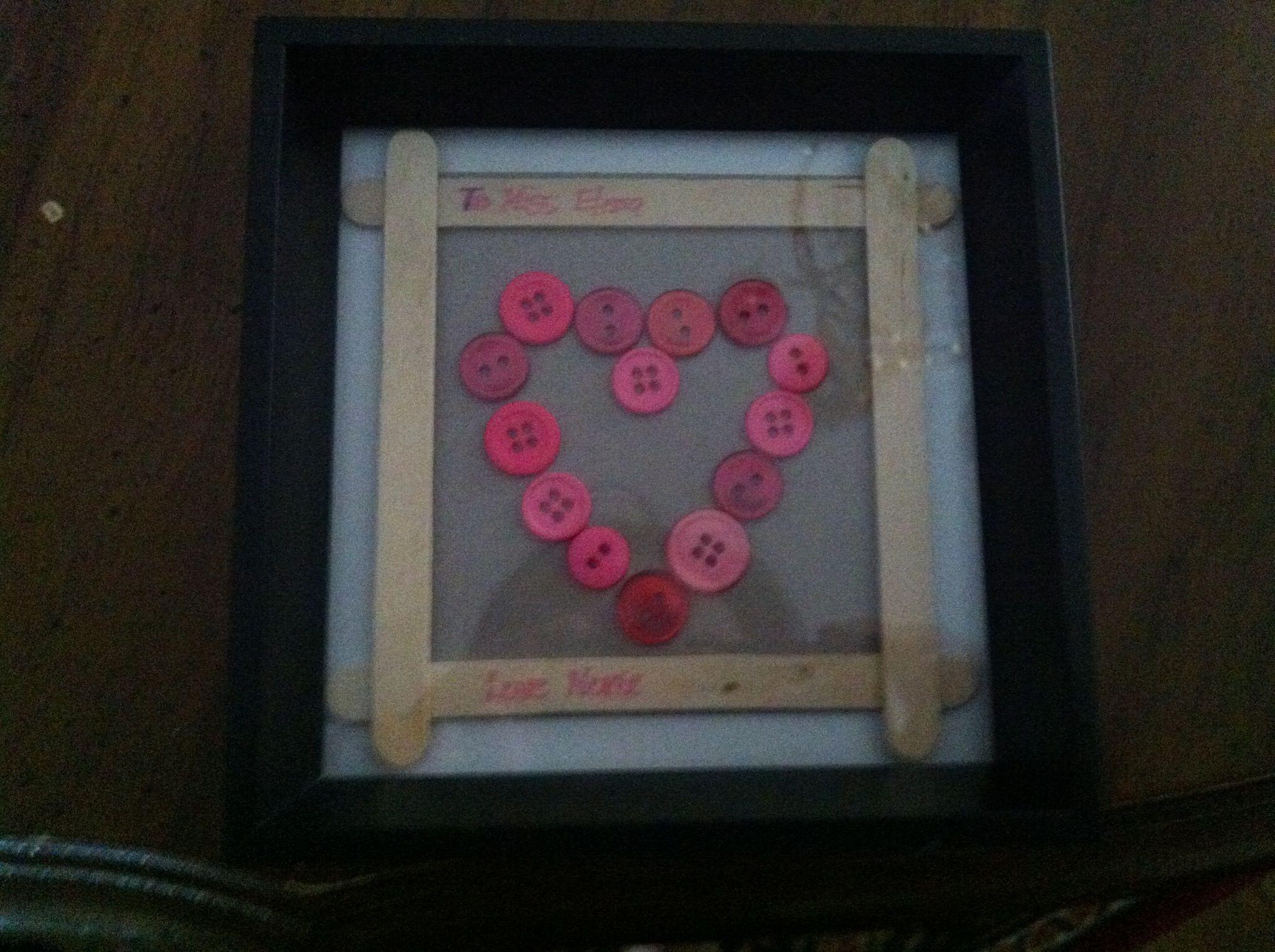 Teachers Valentines Day gift