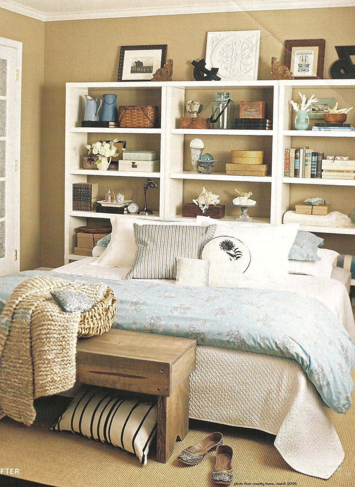 Fab Find Of The Week IKEA Bookcases As Headboards Bella Boho