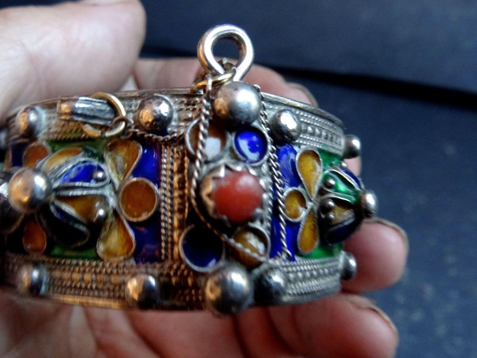 Bracelet Kabyle Beni Yenni Kabylie Algerie Berbere Maghreb