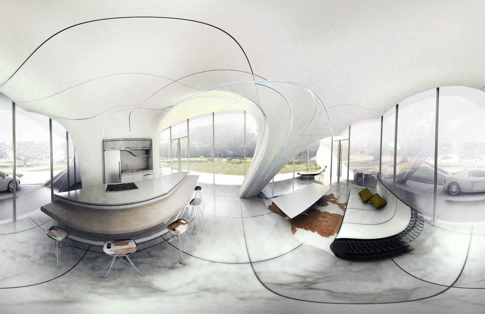 World\'s first freeform 3D-printed house to break ground this year ...