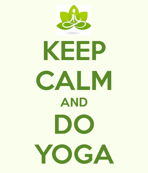Keep Calm And Do Yoga Come to Clarkston Hot Yoga in Clarkston, MI for all of your Yoga and fitness needs! Feel free to call (248) 620-7101 or visit our website www.clarkstonhotyoga.com for more information about the classes we offer!