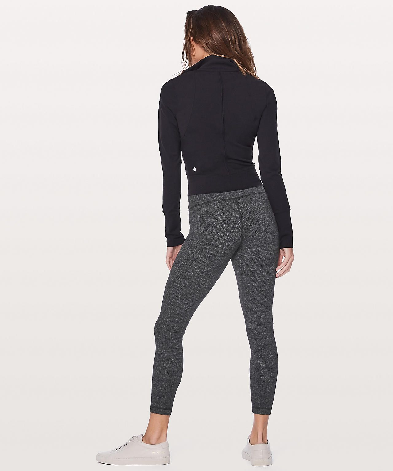 """0f13608810895 Wunder Under Hi-Rise 7/8 Tight 25"""" 