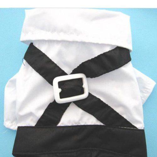 Pet Puppy Dog Cat Coat Clothes Costumes Western Style Men Suit Dress & Bow Tie YBC http://www.amazon.com/dp/B00ME7JWIS/ref=cm_sw_r_pi_dp_sOf.tb1RTT8HM