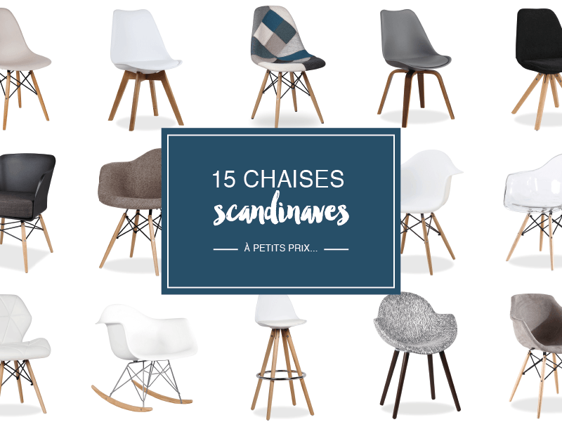 o trouver des chaises scandinaves petit prix salon. Black Bedroom Furniture Sets. Home Design Ideas