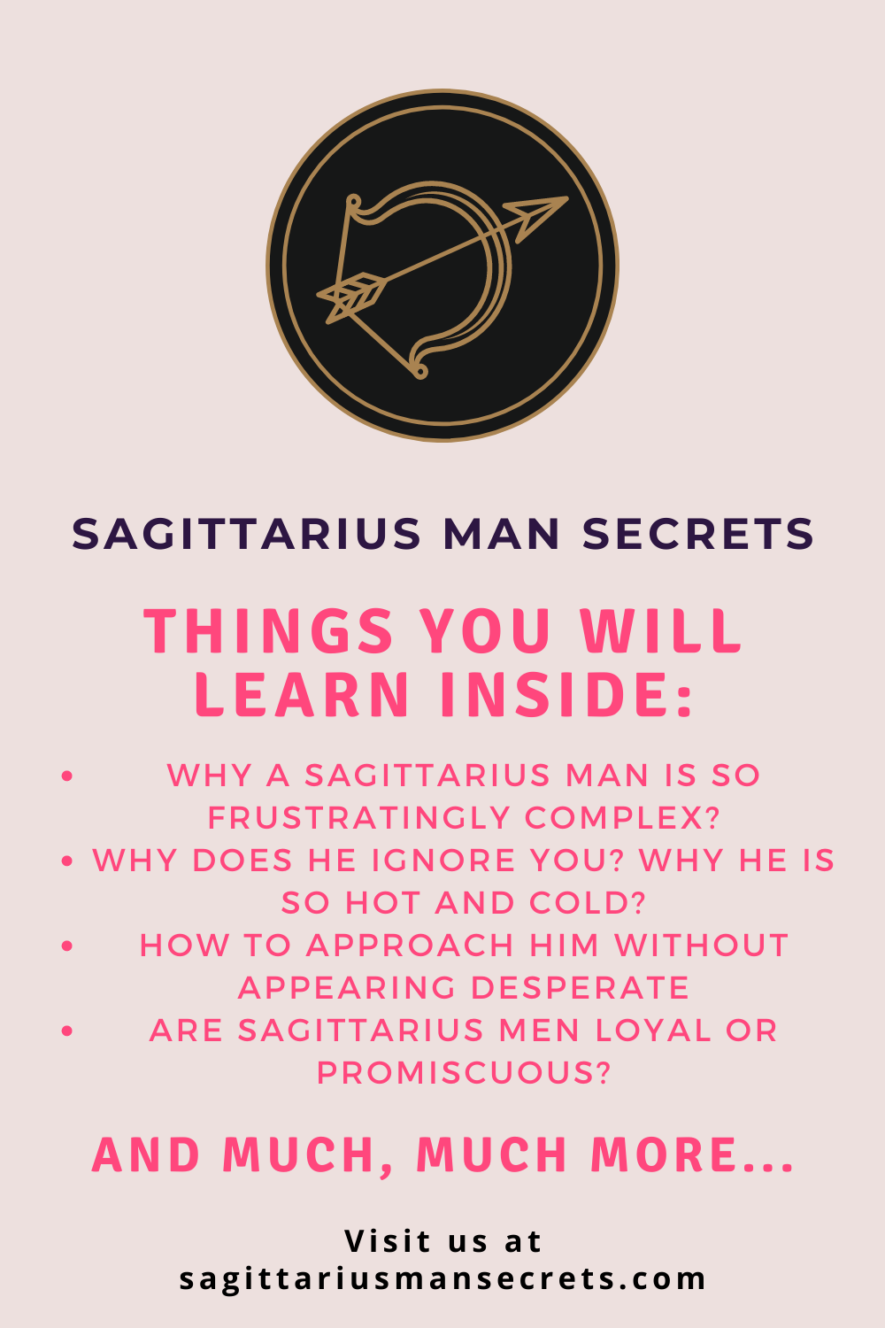 Dating a sagittarius man online dating effects on relationships