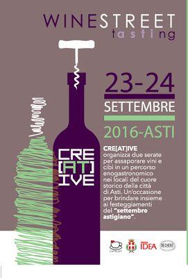 Adriano Salvi : WINE STREET TASTING - ASTI, centro storico – 23 / ...