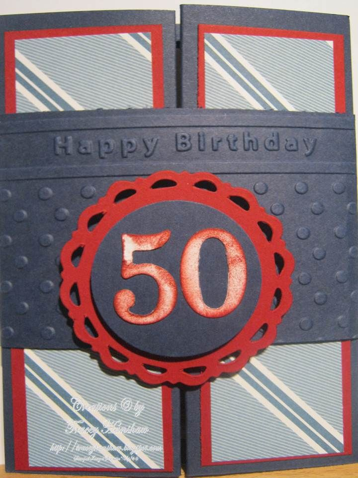 Create and play club tracey hanshaw male 50th birthday card ideas create and play club tracey hanshaw male 50th birthday card ideas with stampin bookmarktalkfo Image collections