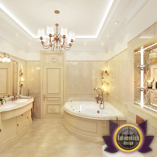 Bathroom Design In Dubai Luxury Bathroom Designs Photo