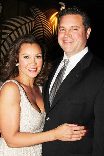 Husband and Wife Couple: Vanessa Williams and Jim Skrip