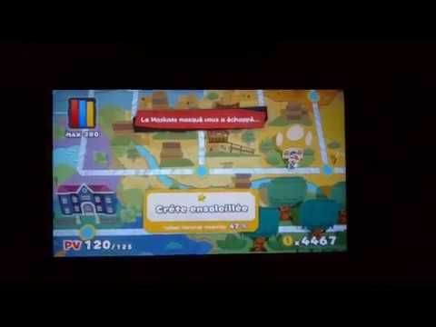 I feel like Paper Mario Color Splash is cheating slightly