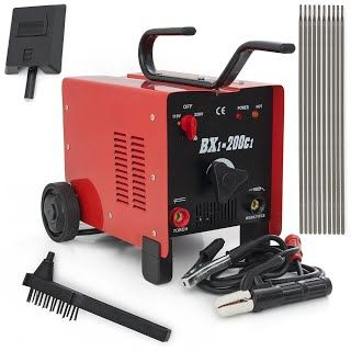 Features Benefits Ate Pro Usa 97853 200 Amp Arc Welder Machine 15 35 Length 20 47 Width Tigwelding Migwelding Arc Welders Welding Tools Tig Welding