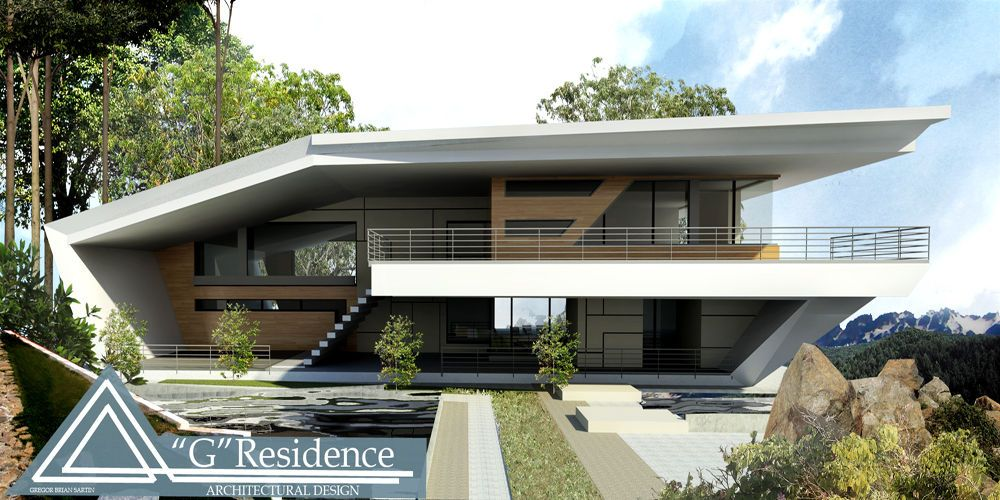 Good Future Home Design Trend 14 Future House Cgarchitect Professional 3d  Architectural Visualization
