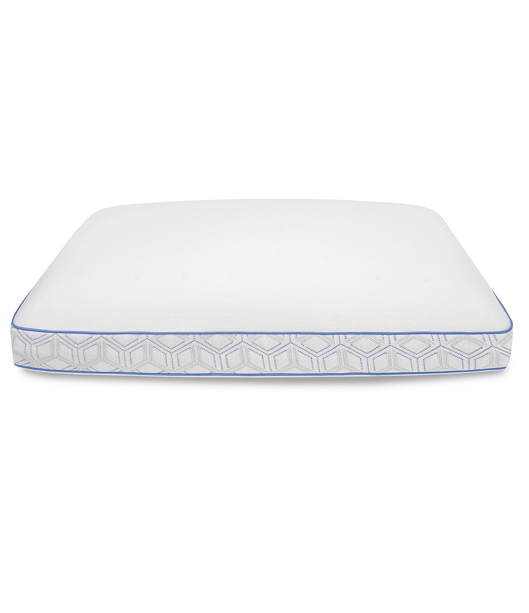 Sensorpedic Cool Coat Gel Memory Foam Performance Pillow King