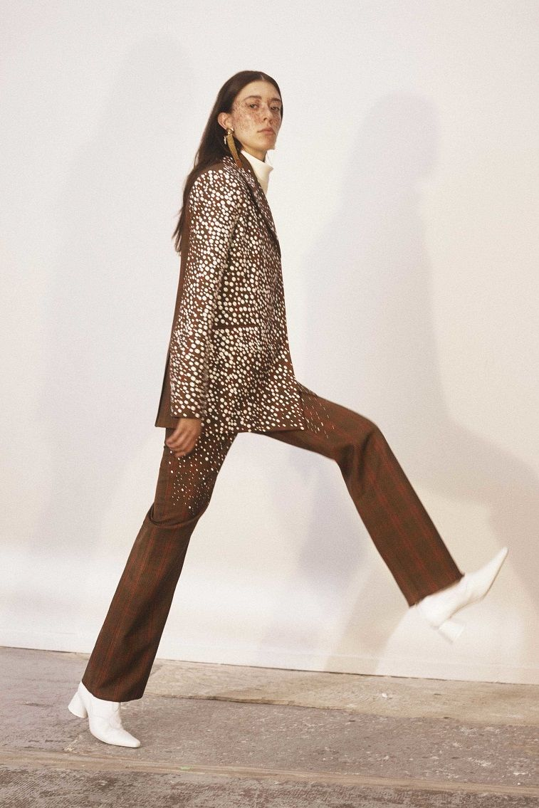 Ellery Resort 2019 Paris Collection - Fashion on trends what to wear this season #fashion #whattowear #readytowear #fallfashion #springfashion
