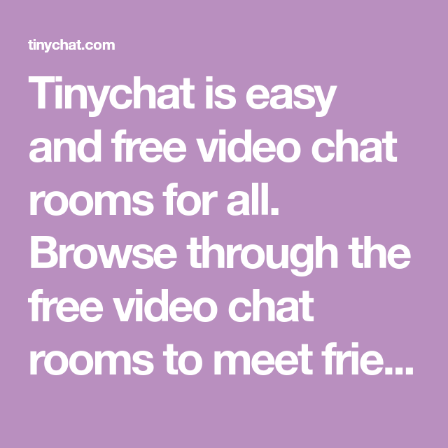 Free chat rooms no downloads