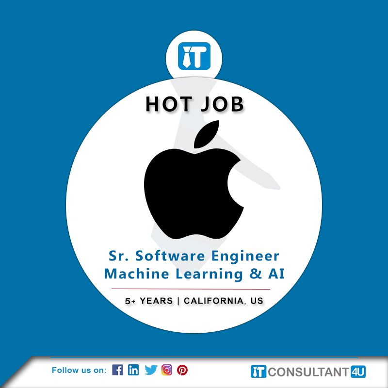 Top Mnc Companies Are Hiring Get The Right Job For Your Career Find Better With Itconsultant4u Com Here Is In 2020 Software Engineer Help Finding A Job Job Posting