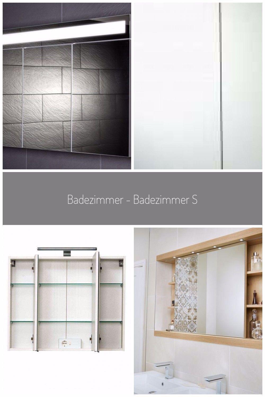 Bad Badezimmerspiegelschrank Led Beleuchtung Badezimmerspiegelschrank Bad Badezimmerspiegelschrank L In 2020 Bathroom Mirror Cabinet Mirror Cabinets Cabinet