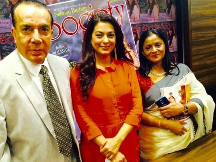 At the Society magazine November issue unveiling today...