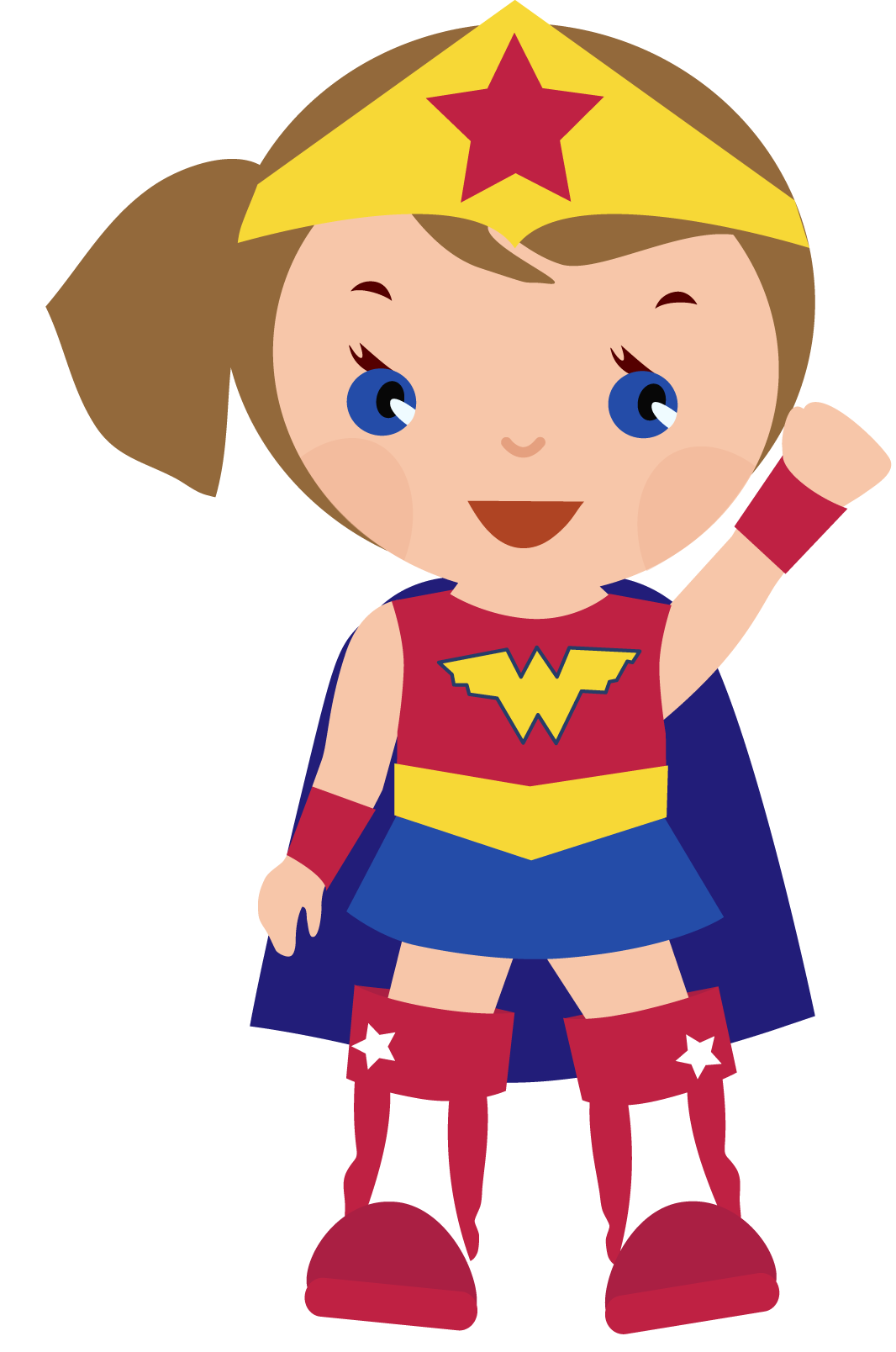 superhero girl super hero clip art free clipart images clipartcow rh pinterest com free superhero clipart for commercial use free superhero clipart images