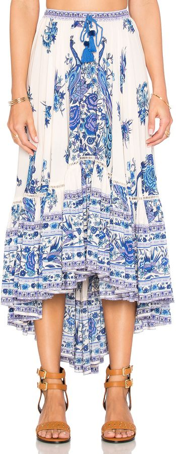 Spell & The Gypsy Collective Hotel Paradiso Castaway Skirt
