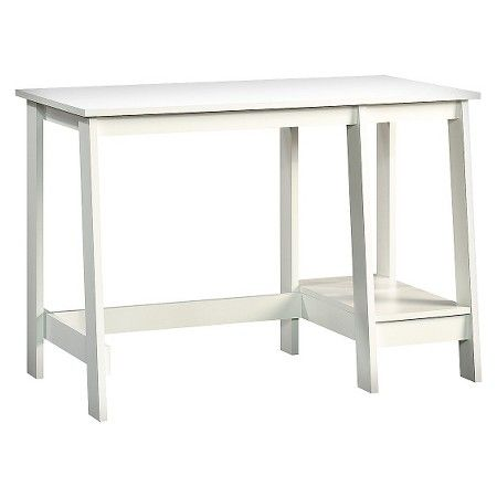 Trestle Desk White - Room Essentials™ : Target | bed room ideas ...
