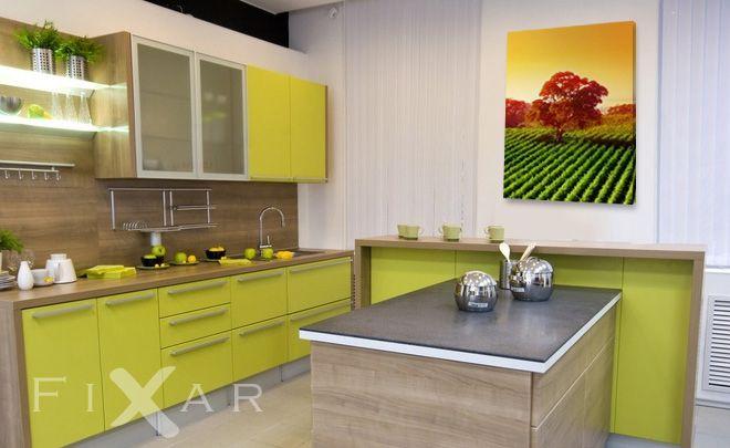Energetische Küche Bilder und Poster Pinterest Küchenposter - wandbilder wohnzimmer landhausstil